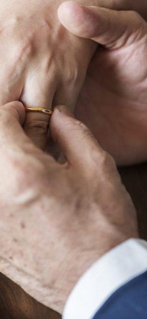 matrimonio o pareja de hecho